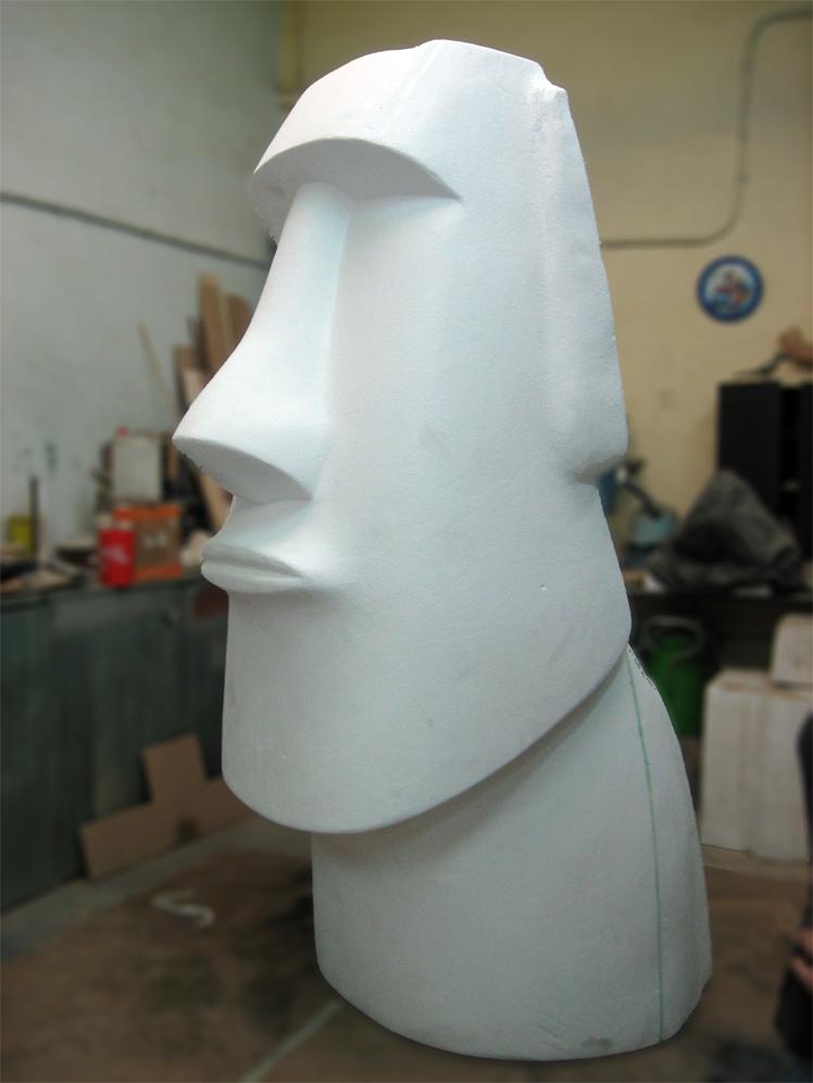 Esculturas para cine teatro televisi n anuncios for Ultimo episodio cuarto milenio