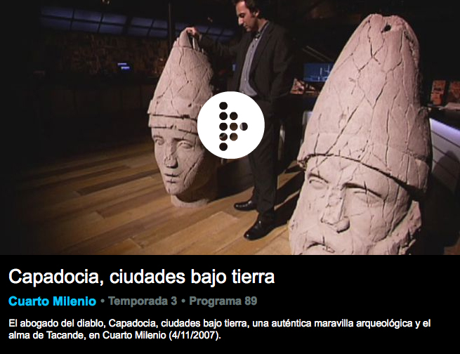 V deos for Cuarto milenio videos